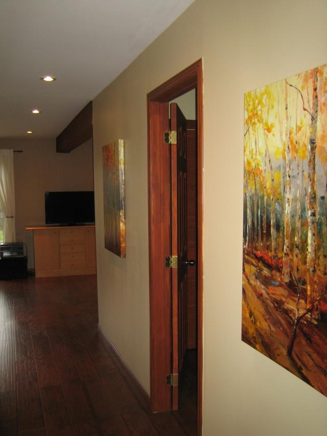 Corridor vers séjour